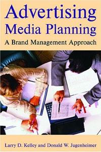 Advertising Media Planning: A Brand Management Approach ISBN 0765613093 инфо 973c.