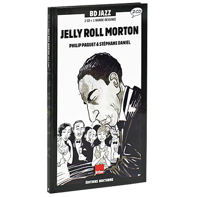 BD Jazz Volume 28 Jelly Roll Morton Editions Nocturne (2 CD) Серия: BD Series инфо 1023o.