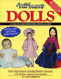 Warman's Dolls: A Value and Identificatin Guide Издательство: Krause Publications, 1998 г Мягкая обложка, 240 стр ISBN 0-87069-765-X Язык: Английский инфо 1205o.
