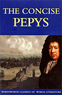 The Concise Pepys Серия: Wordsworth Classics инфо 1209o.